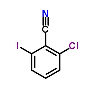 2-氯-6-碘苯腈 89642-53-5