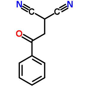 14476-72-3 (2-oxo-2-phenylethyl)propanedinitrile