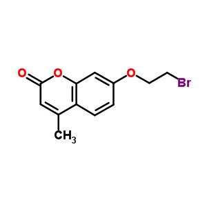 155272-56-3;7471-76-3 7-(2-bromoethoxy)-4-methyl-2H-chromen-2-one