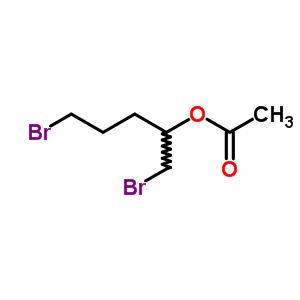 205180-51-4 1,5-dibromopentan-2-yl acetate