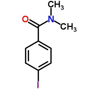 24167-53-1 4-iodo-N,N-dimethylbenzamide