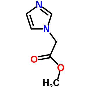 25023-22-7 Methyl 1H-imidazol-1-ylacetate