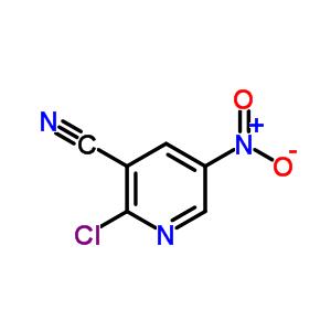 31309-08-7 2-chloro-5-nitropyridine-3-carbonitrile