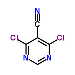 4,6-二氯嘧啶-5-甲腈 5305-45-3