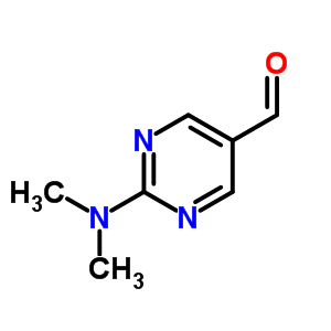 55551-49-0 2-(dimethylamino)pyrimidine-5-carbaldehyde