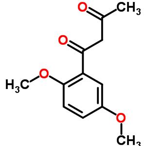 65547-50-4 1-(2,5-dimethoxyphenyl)butane-1,3-dione