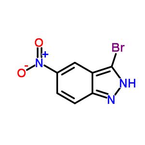 3-溴-5-硝基吲唑 67400-25-3
