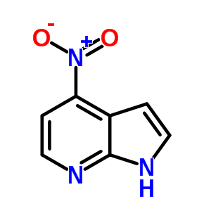 83683-82-3 4-nitro-1H-pyrrolo[2,3-b]pyridine