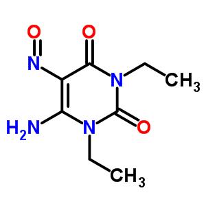 89073-60-9 6-Amino-1,3-diethyl-5-nitrosopyrimidine-2,4(1H,3H)-dione
