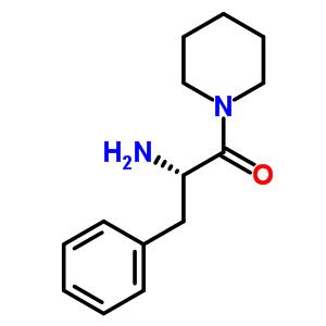 102292-89-7 (2S)-2-amino-3-phenyl-1-(piperidin-1-yl)propan-1-one