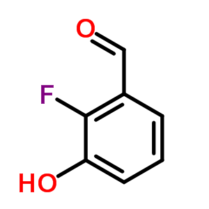 2-氟-3-羟基苯甲醛 103438-86-4
