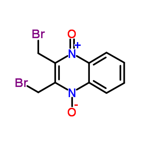 18080-67-6 2,3-bis(bromomethyl)-1-oxoquinoxalin-1-ium-4(1H)-olate