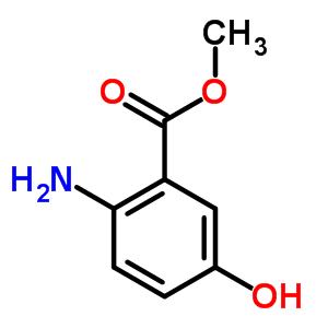 Methyl2-amino-5-hydroxybenzoate 1882-72-0