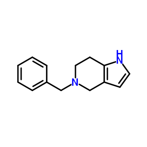 272442-27-0 5-benzyl-4,5,6,7-tetrahydro-1H-pyrrolo[3,2-c]pyridine