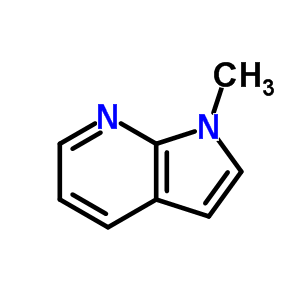 27257-15-4 1-methyl-1H-pyrrolo[2,3-b]pyridine