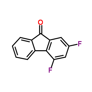 2969-68-8 2,4-difluoro-9H-fluoren-9-one