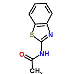 3028-06-6 N-(1,3-benzothiazol-2-yl)acetamide