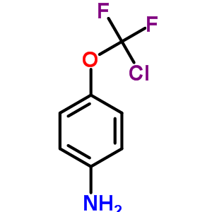 4-(氯-二氟甲氧基)苯胺 39065-95-7