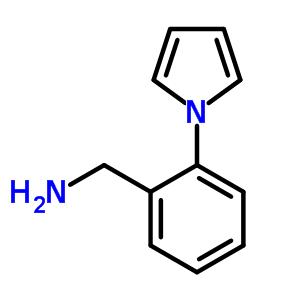 39243-88-4 1-[2-(1H-pyrrol-1-yl)phenyl]methanamine