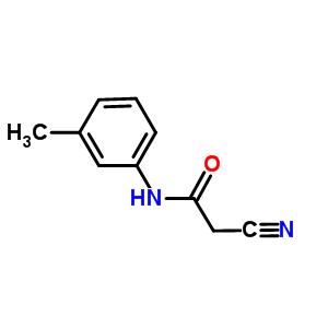 2-氰基-N-(3-甲基苯基)乙酰胺 54153-19-4