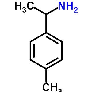 4-Methyl-α-methylbenzylamine 586-70-9
