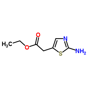 2-氨基-5-噻唑乙酸乙酯 62557-32-8