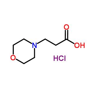 3-(4-吗啉基)丙酸 4497-04-5;6319-95-5