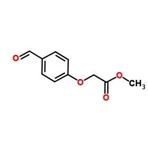 73620-18-5 methyl (4-formylphenoxy)acetate
