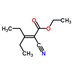868-04-2 ethyl 2-cyano-3-ethylpent-2-enoate