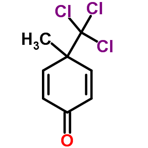 3274-12-2 4-Methyl-4-(trichloromethyl)cyclohexa-2,5-dien-1-one