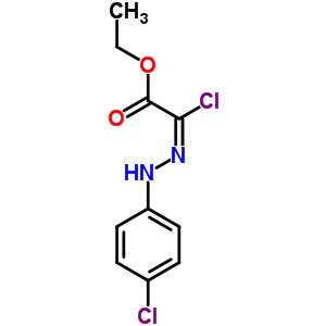 [(4-氯苯基)肼基]氯乙酸乙酯