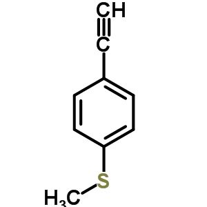 4200-06-0 1-ethynyl-4-(methylsulfanyl)benzene