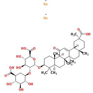 Disodium glycyrrhizinate 71277-79-7