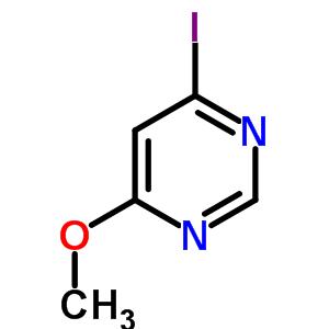 4-碘-6-甲氧基嘧啶 161489-05-0