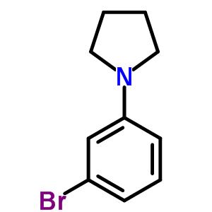 219928-13-9 1-(3-bromophenyl)pyrrolidine