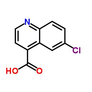 62482-29-5 6-chloroquinoline-4-carboxylic acid