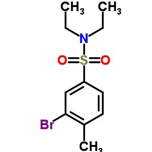 850429-71-9 3-bromo-N,N-diethyl-4-methylbenzenesulfonamide