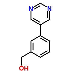 852180-75-7 (3-pyrimidin-5-ylphenyl)methanol