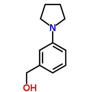 859850-72-9 (3-pyrrolidin-1-ylphenyl)methanol