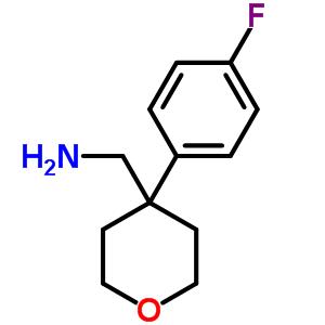 889939-79-1 1-[4-(4-fluorophenyl)tetrahydro-2H-pyran-4-yl]methanamine