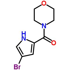 900019-58-1 4-[(4-bromo-1H-pyrrol-2-yl)carbonyl]morpholine