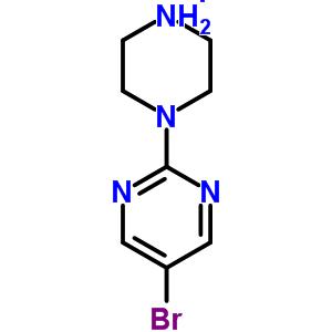 99931-82-5 5-bromo-2-piperazin-1-yl-pyrimidine