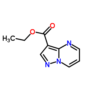 115932-00-8 ethyl pyrazolo[1,5-a]pyrimidine-3-carboxylate