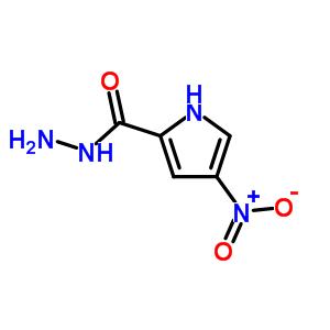 28494-48-6 4-nitro-1H-pyrrole-2-carbohydrazide