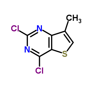 35265-83-9 2,4-Dichloro-7-methylthieno[3,2-d]pyrimidine