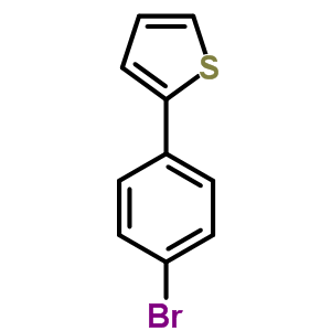 40133-22-0 2-(4-bromophenyl)thiophene