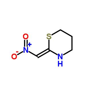 58842-20-9;97190-65-3 (2E)-2-(nitromethylidene)-1,3-thiazinane