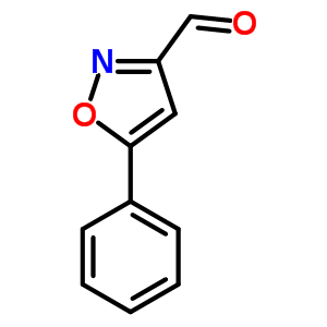 59985-82-9 5-phenylisoxazole-3-carbaldehyde