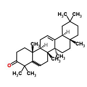 638-97-1 (5xi,18alpha)-olean-12-en-3-one