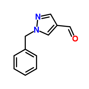 63874-95-3 1-Benzyl-1H-pyrazole-4-carbaldehyde